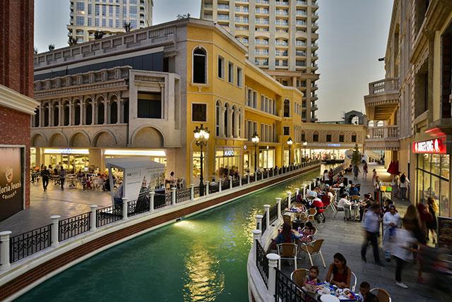 Venezia mega outlet d nyada ilk 3 39 e girdi avmdergi for Istanbul venezia