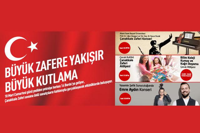 14 Burda Avm De Canakkale Zaferi Coskusu Avmdergi Turkiye Nin