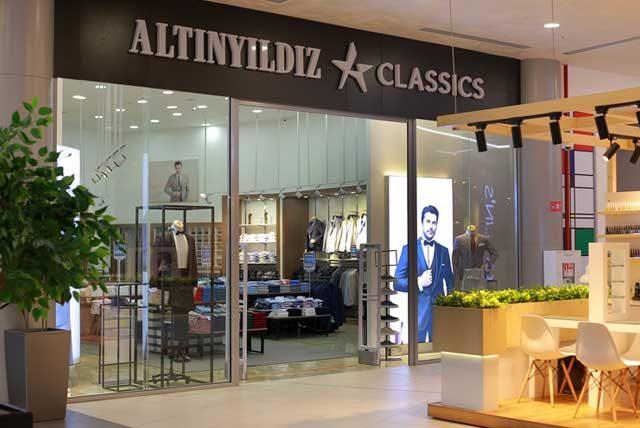 Altınyıldız mağaza