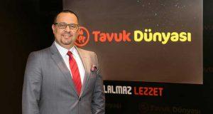 Tavuk Dünyası CEO Volkan Mumcu