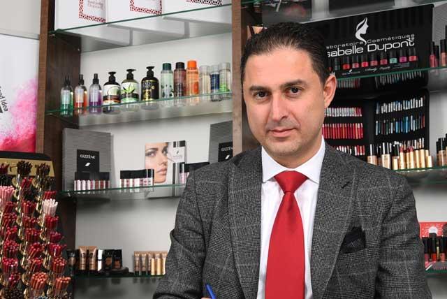Giz Kozmetik İbrahim Zengin