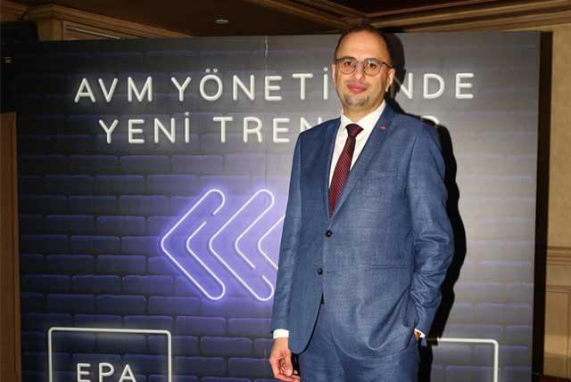 İsfanbul AVM Müdürü Kemal Baştürk
