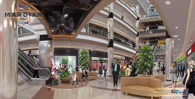 Mardian Mall, Mardinlilerle buluşmaya hazırlanıyor   AVMDergi-Türkiye'nin  AVM ve Perakende Haber Portalı